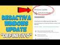 Desactivar ACTUALIZACIONES de Windows 10 - Metodo Definitivo 2021