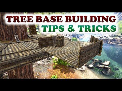 Tree Building Tips Tree Platform Base Building Tipstricks