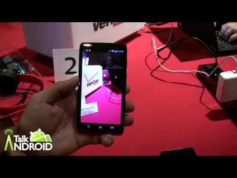 Hands on with the DROID mini, DROID Ultra, and DROID MAXX