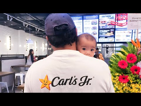 how-i-got-free-burger-supply-for-1-year-|-carl's-jr-grand-opening-at-the-mall,-midvalley-southkey