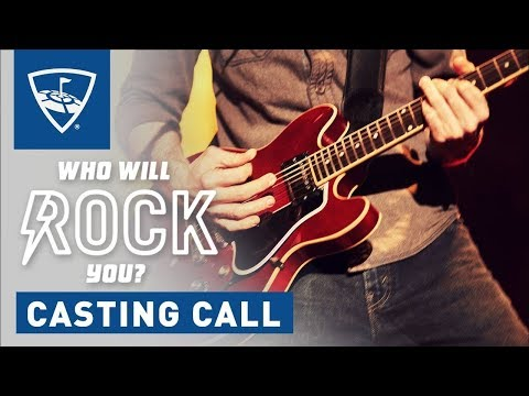 Who Will Rock You | Casting Call | Topgolf