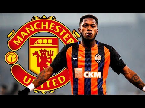 Welcome to manchester united Fred. Skills, Goals and Assist Of Fred 2018