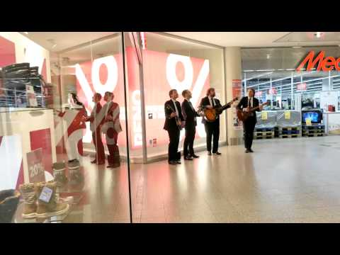 FABFOUR EVER Ausstellung - The Beatles Connection - Trailer