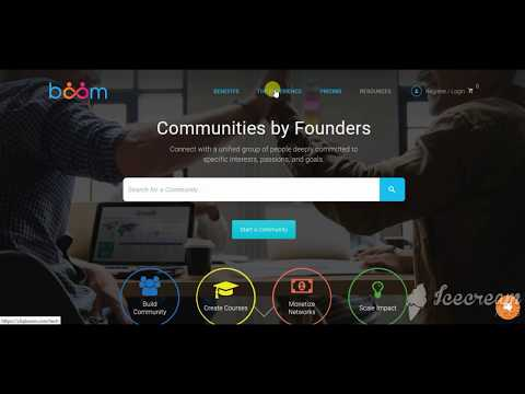 CliqBoom Platform Overview