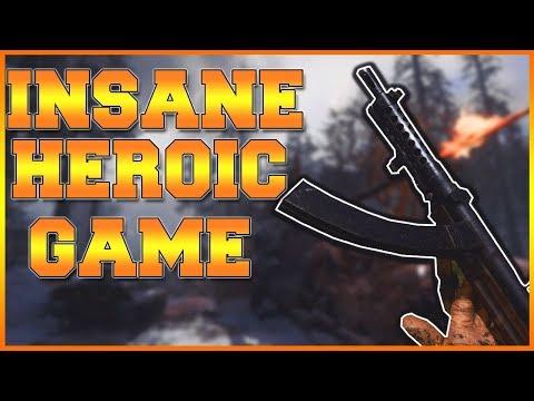 "WW2 INSANE HEROIC TYPE-100 ""BLUE SKY II""  GAMEPLAY!"