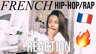 AMERICAN REACTS TO FOREIGN HIP HOP/RAP: FRENCH Edition 🔥🇫🇷