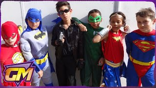 One of Gorgeous Movies's most viewed videos: The Justice League Versus The Terminator: Kids Parody
