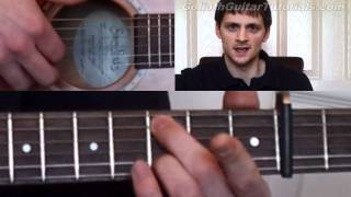 How To Play Someone Like You On Guitar Arranged By Sungha Jung - Guitar tutorial & Tabs lesson