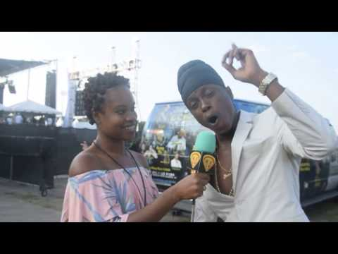 INTERVIEW WITH TEFLON LIVE @ ECIPS MUSIC FESTIVAL . AUG. 20 2017 @ ROY WILKINS PARK