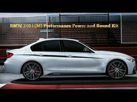 bmw 340i (m) - performance power and sound kit (🎧) - youtube