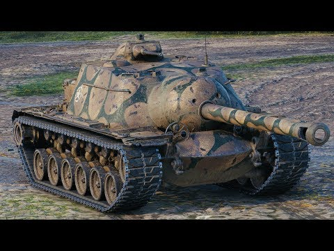 World of Tanks T110E3 - 6 Kills 10,1K Damage thumbnail