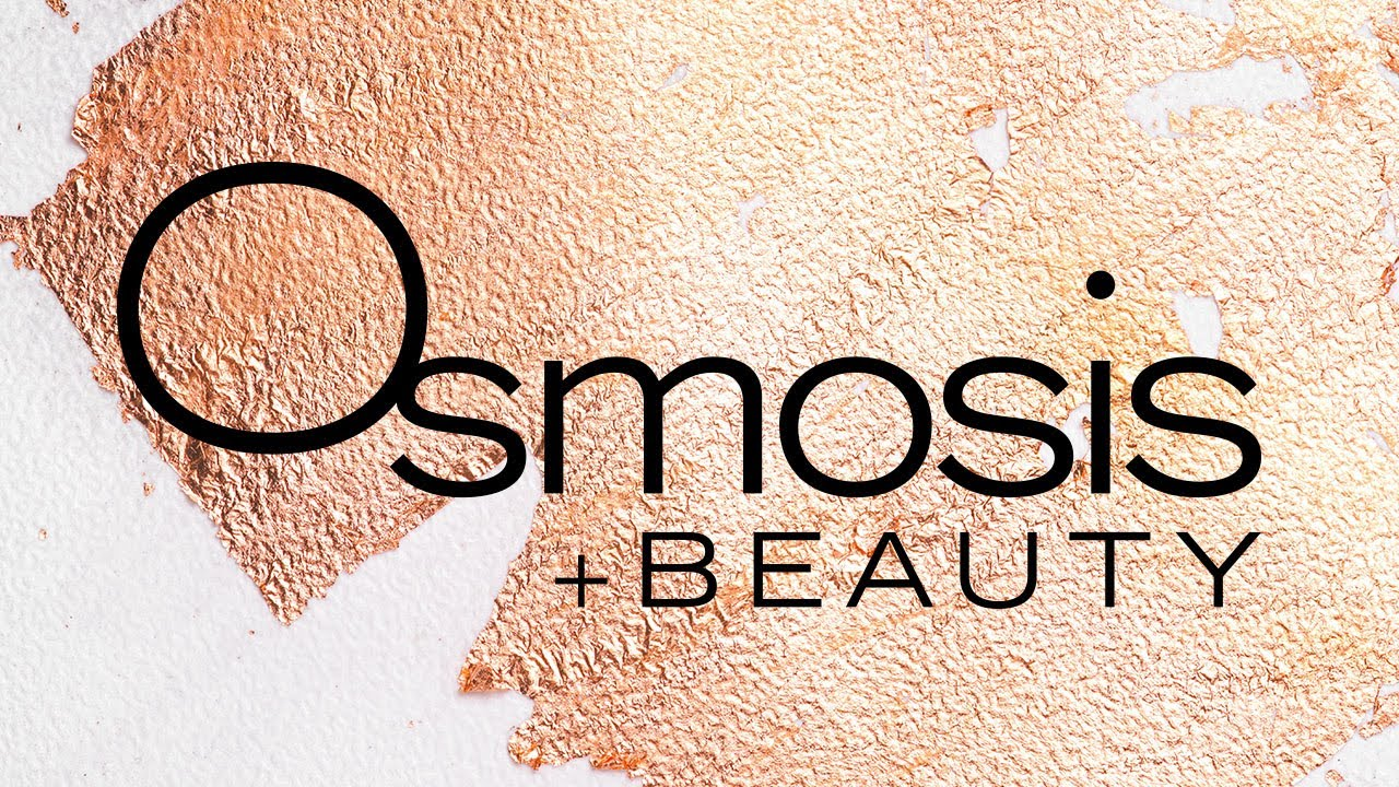 Why Osmosis Beauty