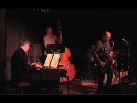 """Mad About The Boy"" Bobby Wellins & Terry Seabrook Trio,2/2."