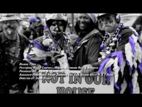 IT's RAVENSTOWN featuring Paula Campbell, SMASH, Bossman and Baltimore Raymov