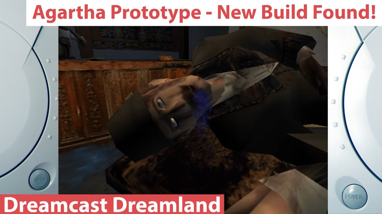 Download Agartha - Sega Dreamcast Prototype - New Builds Found in 2021! - Dreamcast Dreamland