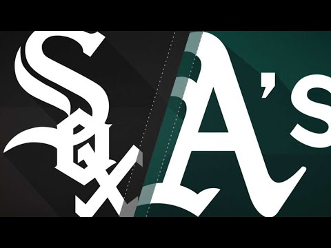 Mengden sharp as A's take down White Sox: 4/16/18