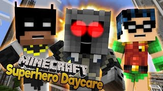 Minecraft Evil PopularMMOS GIANT! Baby Batman and Robin Fight PopularMMOs!
