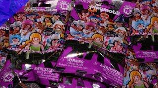Playmobil Blind Bags Figures Serie 15 - Sammelfiguren für Mädchen - Unoxing - Auspacken