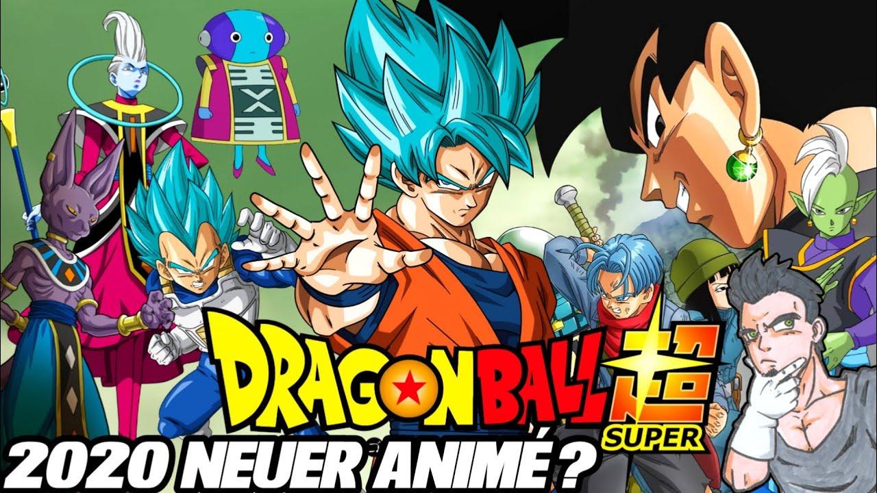 Dragonball Super Fortsetzung