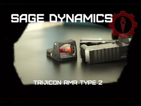 Trijicon RMR Type 2