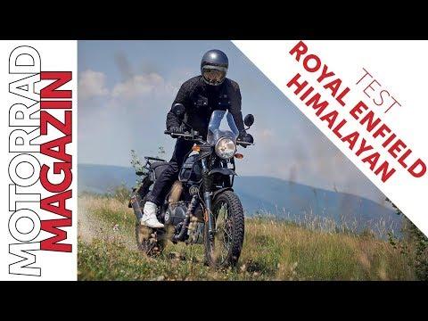 Royal Enfield Himalayan Kot Ohne Sauerstoff Am Leithaberg Youtube