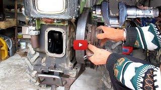 ремонт мотоблока зубр
