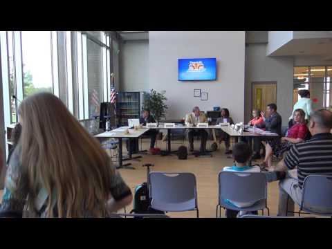 September 2016 Board of Directors Meeting