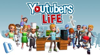 Youtubers Life Official Trailer - Now Available on Steam for PC and Mac