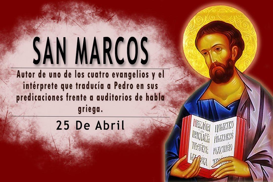Resultado de imagen para SAN MARCOS 25 DE ABRIL