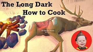 The Long Dark: How to Cook (PS4 2018)