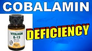 What is COBALAMIN DEFICIENCY (Vitamin B12) - Benefits, Absorption & Foods