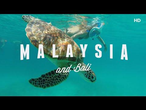 Bali & Malaysia HD
