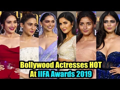 Bollywood Celebs WORST Dressed At IIFA Awards 2019