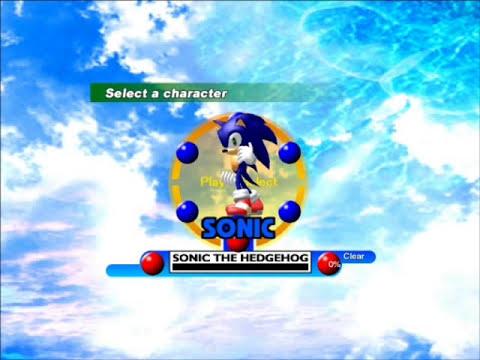 Sonic Adventure DX - Sonic - Part 1