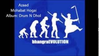 Video Azaad - Mohabat Hogai download MP3, 3GP, MP4, WEBM, AVI, FLV Januari 2018