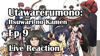 Utawarerumono - Itsuwari no Kamen Ep9 Live Reaction