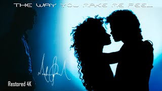 Michael Jackson - The Way You Make Me Feel (Official Music Video) (Full Version) | [4K 60FPS]