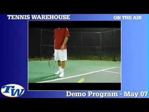 Tennis Warehouse   TV Commercial May 2007 - YouTube b5ae289f20