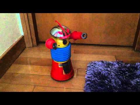 Krome Dome Robot