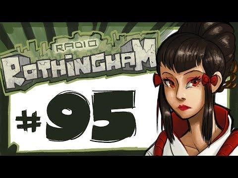 Radio Rothingham #95: Fucking dolphins
