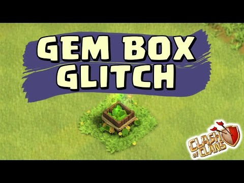 Thumbnail: Clash of Clans - NEVER ENDING GEM BOX GLITCH (GHOST TREES GLITCH)