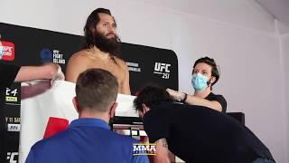 UFC 251 Weigh-Ins: Jorge Masvidal, Kamaru Usman Make Weight - MMA Fighting