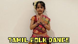 தோட்டு கடை ஓரத்திலே/Thottu (kolusu) Kadai Orathiley Dance Cover/Tamil Folk Dance/ foodfunexplore