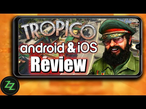 Einmal Tropico 3 To Go Bitte - Tropico Mobile Game Review - IOS & Android App Test - Deutsch-German
