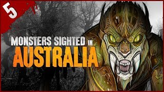 5 REAL Australian Monster Sightings - Darkness Prevails