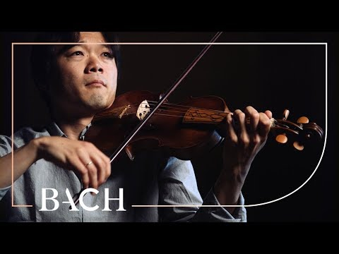 Bach - Violin Sonata no. 1 in G minor BWV 1001 - Sato | Netherlands Bach Society