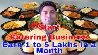 Start Catering Business and Earn