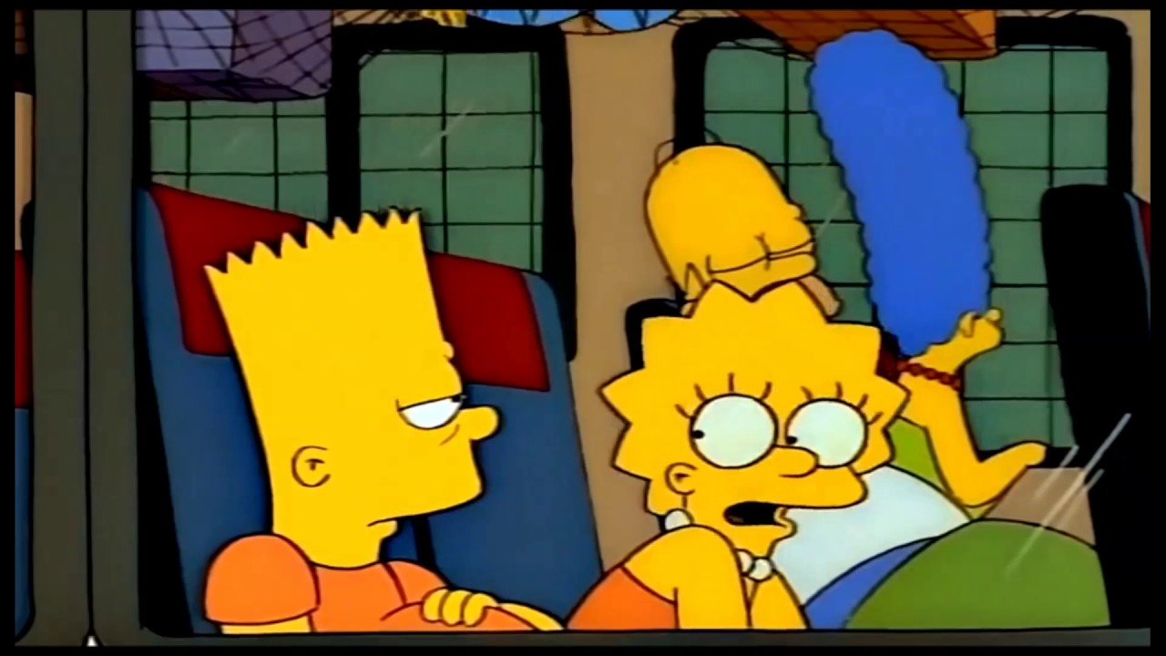 Watch simpsons adults only episode delirium, opinion