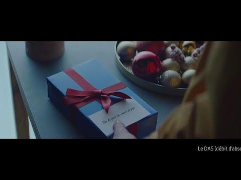 pub samsung de noel 2018 cadeaux de noel samsung musique youtube. Black Bedroom Furniture Sets. Home Design Ideas