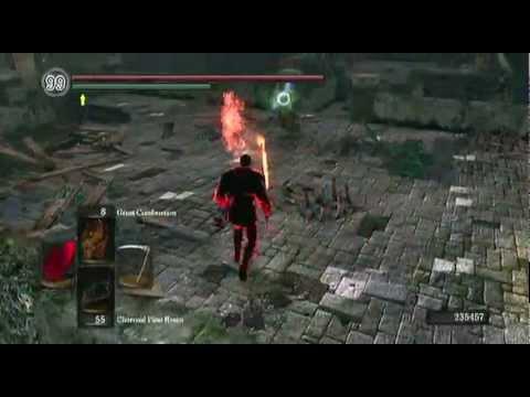 Dark Souls - Fast roll vs DWGR